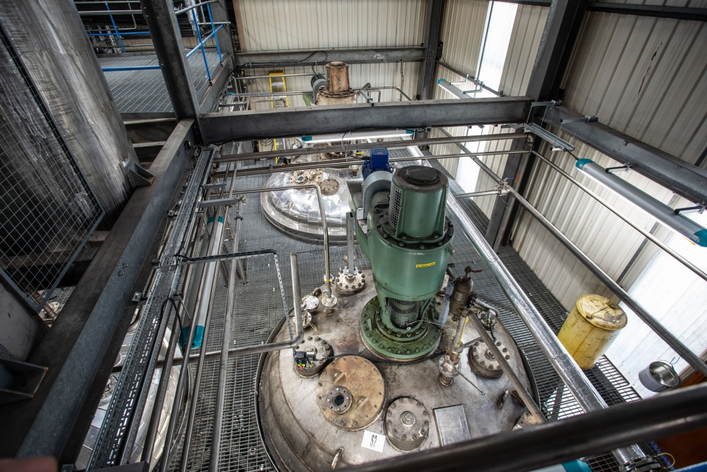 BIP Organics Chemical Recycling & Toll Processing